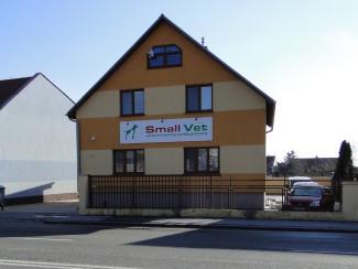 budova Small Vet
